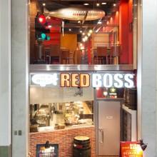 籠屋町 RED BOSS
