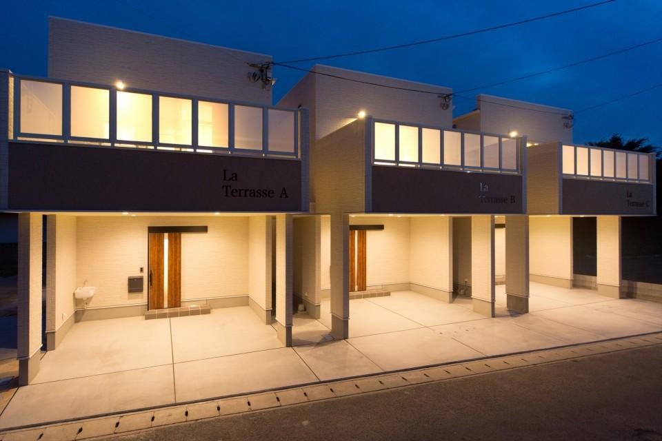 藍住町 戸建賃貸 La Terrasse